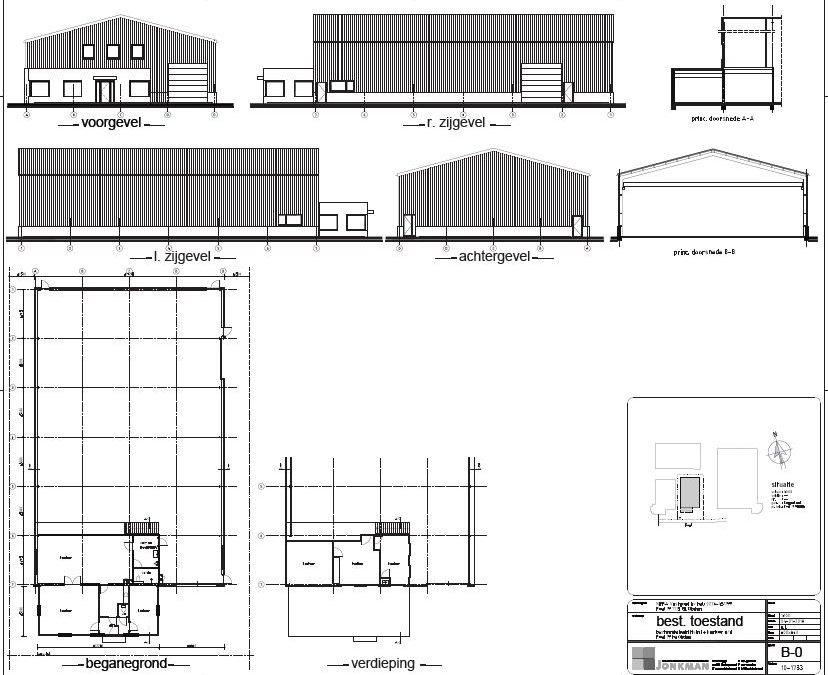 Verbouwing Bedrijfspand Nifra Constructiewerken