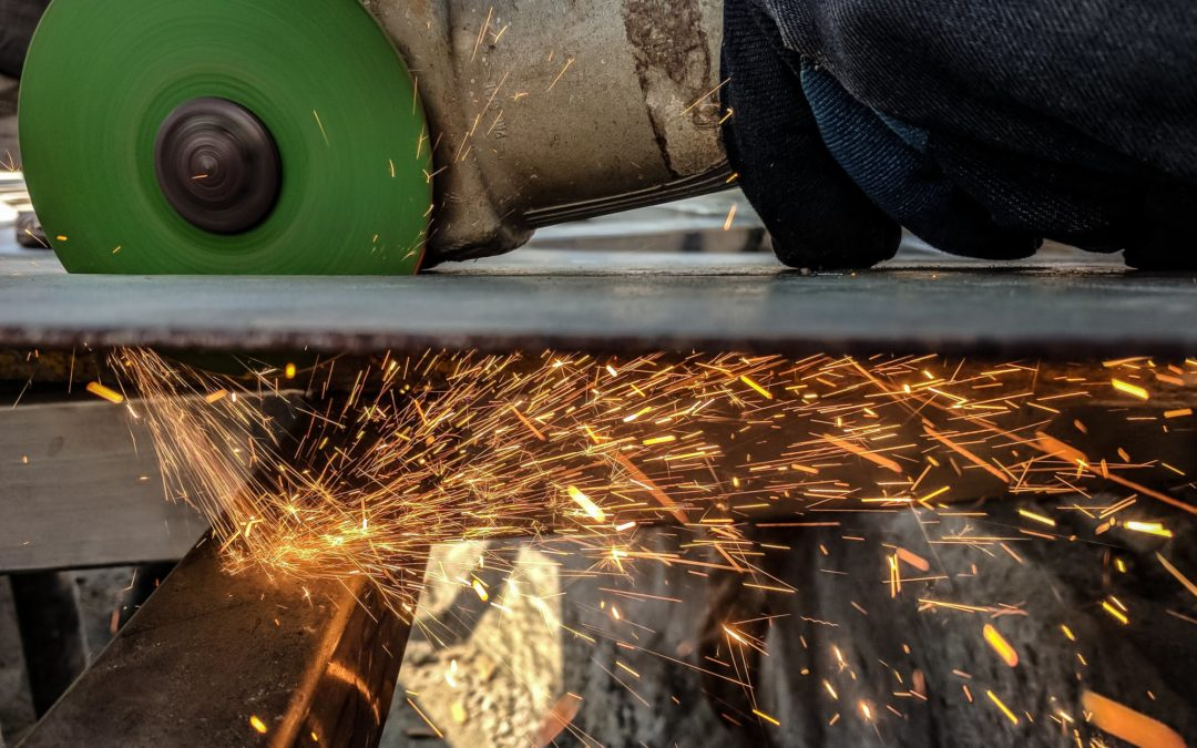Utiliteitsbouw, het gebruik van staal of beton