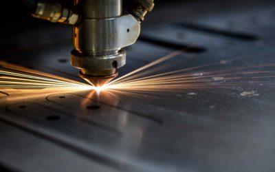 Lasersnijden van staal en metaal